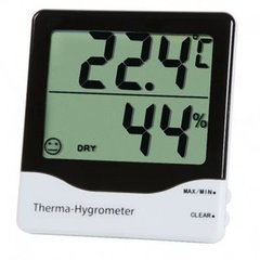 Kamer thermometers