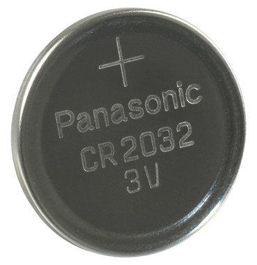 Panasonic 3V CR2032 Coin Battery 2 stuks voor Thermapen MK3