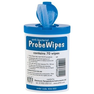 Probe wipes 70st.