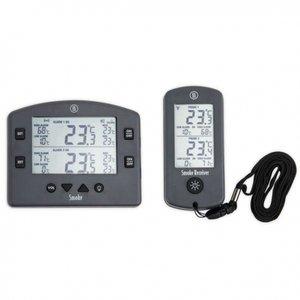 Smoke Wireless Thermometer